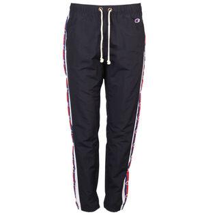 Pantalon de survêtement à bande du logo pour femmes