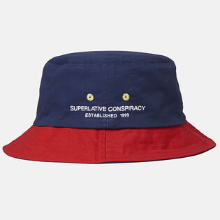 Men's Reversible Block Bucket Hat