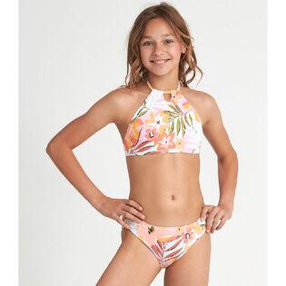 Junior Girls' [7-14] Dreamy Daze High Neck Two-Piece Bikini
