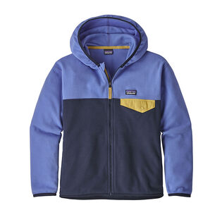 Junior Girls' [7-16] Micro D® Snap-T® Fleece Jacket