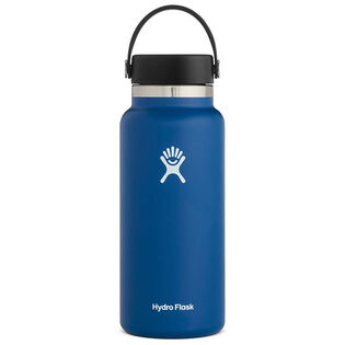32 Oz Wide Mouth Insulated Bottle