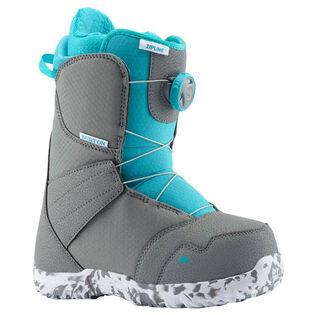 Juniors' [4-7] Zipline Boa® Snowboard Boot [2020]
