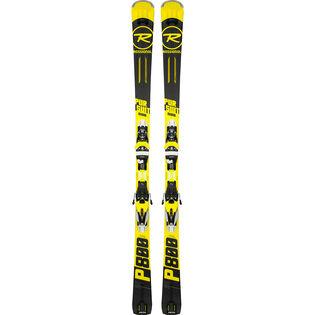 Pursuit 800 Ti CAM Ski + SPX 12 Dual WTR Binding [2019]