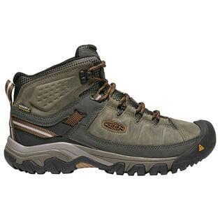 Men's Targhee III Mid Waterproof Hiking Boot (Wide)