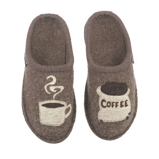 Unisex Coffee Slipper