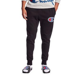 Pantalon de jogging Reverse Weave® Chenille Logo pour hommes