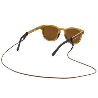 Premium Leather Cord Spec End Eyewear Retainer