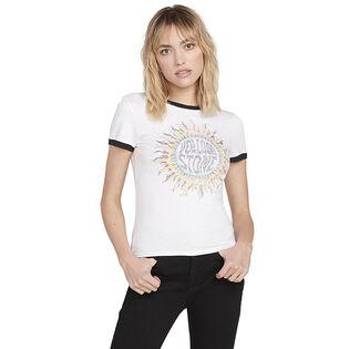 Women's Go Faster Ringer T-Shirt