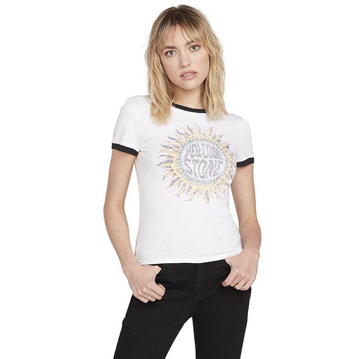 T-shirt Go Faster pour femmes