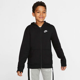 Junior Boys' [8-16] Sportswear Club Full-Zip Hoodie