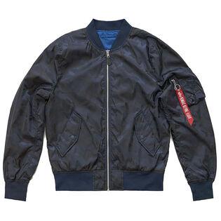 Men's L-2B Scout L.O. Camo Flight Jacket