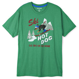 Men's Retro Ski Dogs T-Shirt