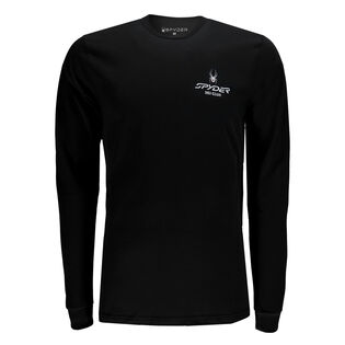 Men's Vintage Ski Club Long Sleeve T-Shirt