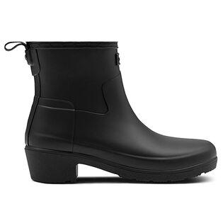 Women's Refined Low Heel Ankle Boot