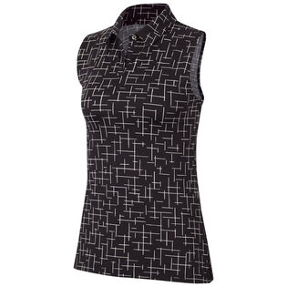 Women's Dri-FI® Sleeveless Printed Polo