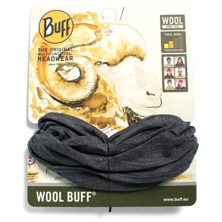 Grey Merino Wool Buff®