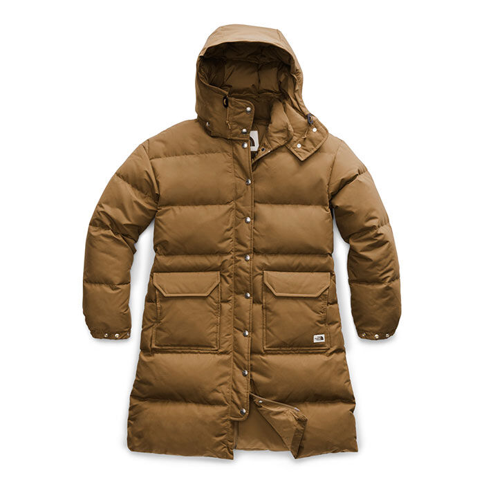 Women's Down Sierra Parka