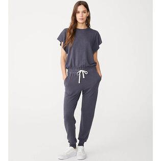 Women's Super-Soft Cap Sleeve Jumpsuit