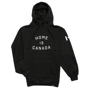 Unisex Home Is Canada Hoodie