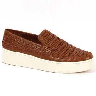 Women's Stafford Woven Leather Sneaker