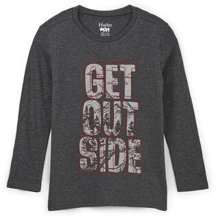 Boys' [2-6] Outside T-Shirt