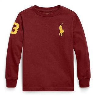 Junior Boys' [8-20] Big Pony Cotton Jersey Long Sleeve T-Shirt