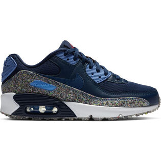 Juniors' [3.5-7] Air Max 90 SE Shoe