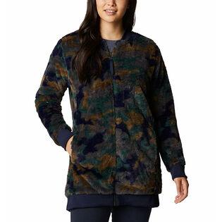 Women's Bundle Up™ Printed Fleece Jacket
