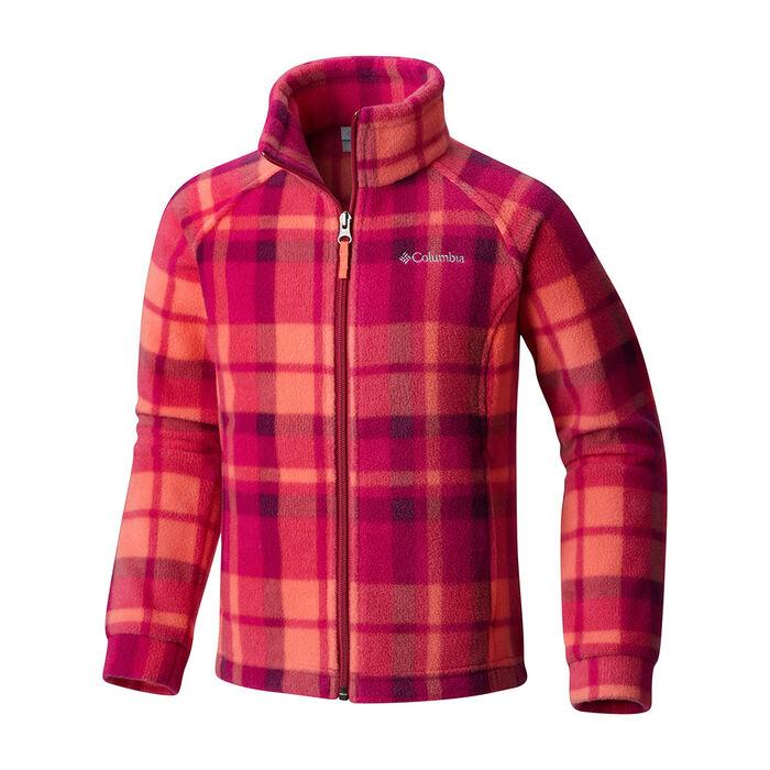 Girls' [2-4] Benton Springs™ II Fleece Jacket