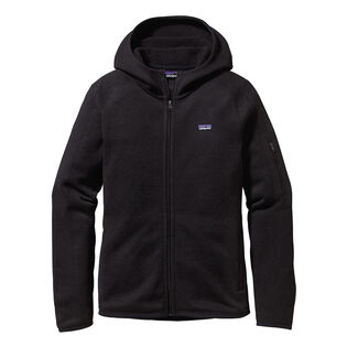 Women's Better Sweater® Full-Zip Fleece Hoody Jacket
