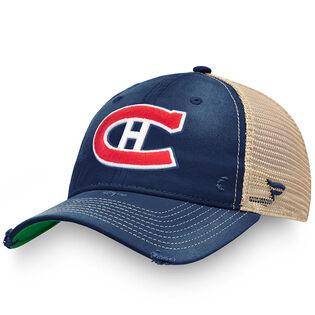 Casquette style camionneur Canadiens de Montréal True Classic pour homme s
