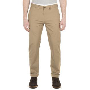 Pantalon chino ajusté pour hommes