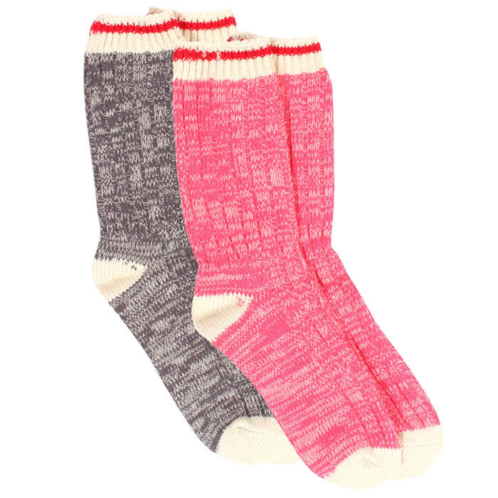 Juniors' Camp Sock (2 Pack)