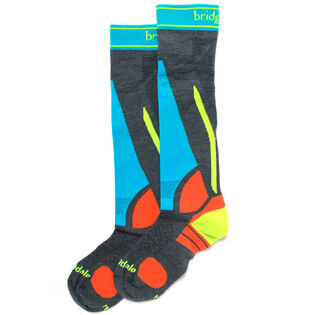 Men's Merino Fusion™ Vertige Light Over The Calf Ski Socks