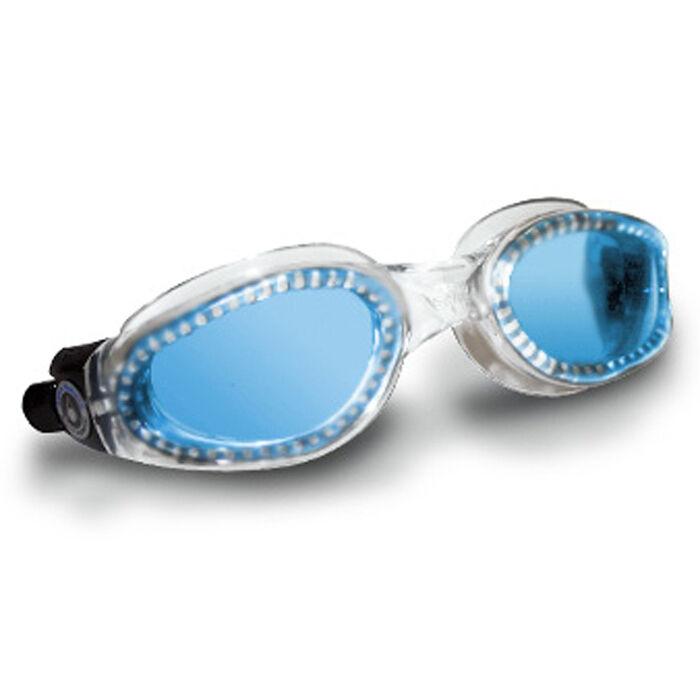 Kaiman Large Blue Lens Swim Goggle