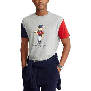 T-shirt Polo Bear à coupe classique pour hommes