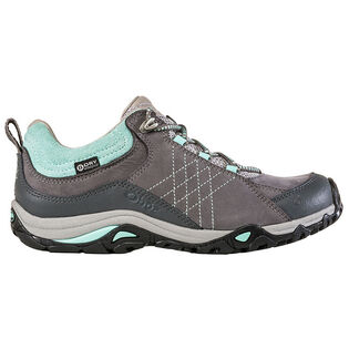 Women's Sapphire Low Waterproof Shoe (Wide)