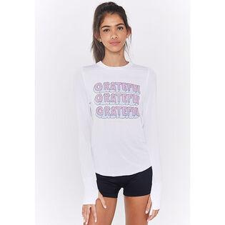 Women's Grateful Active T-Shirt