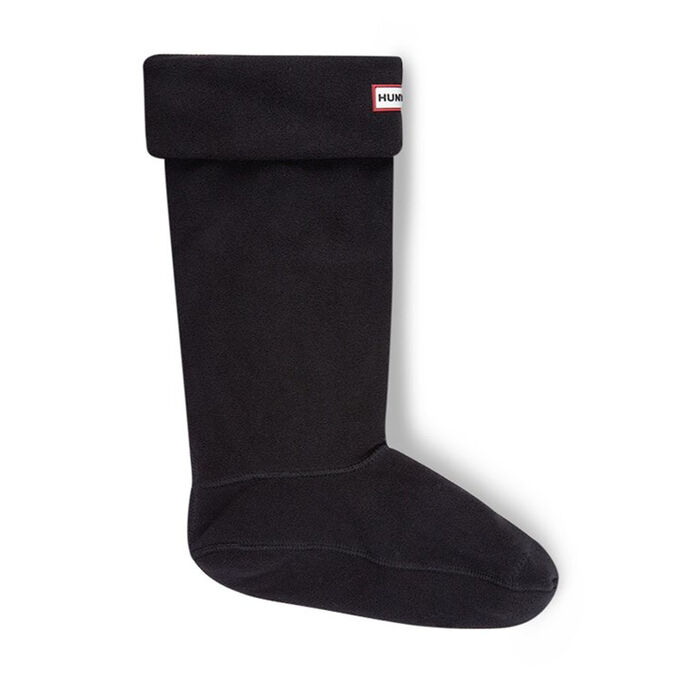 Women's Boot Sock (Black)