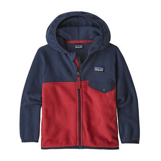 Kids' [2-5] Micro D® Snap-T® Fleece Jacket