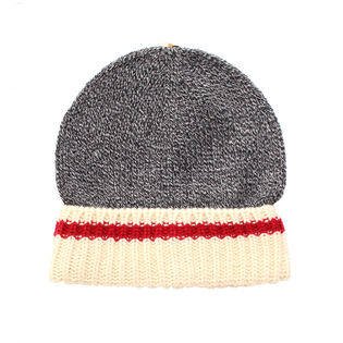 Unisex Ribbed Knit Beanie