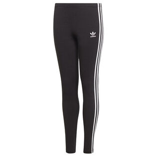 Junior Girls' [8-16] 3-Stripes Legging