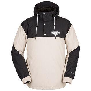 Men's Longo Pullover Jacket