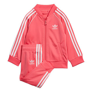 Baby Girls' [6M-3Y] SST Two-Piece Track Suit