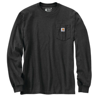 Men's Mountain Graphic Long Sleeve T-Shirt