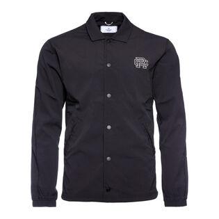 Men's Varsity Logo Coach's Jacket