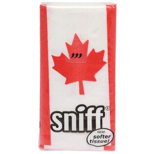 Canadian Flag Tissue