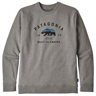 Men's Arched Fitz Roy Bear Uprisal Sweatshirt