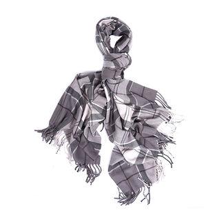 Foulard tube Hailes à motif tartan pour femmes