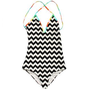 Women's Zig Zag One-Piece Swimsuit
